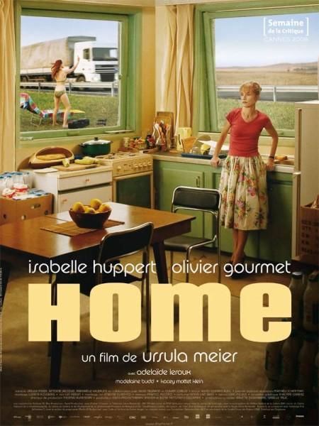 Cine974, Home