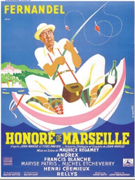 Cine974, Honoré de Marseille