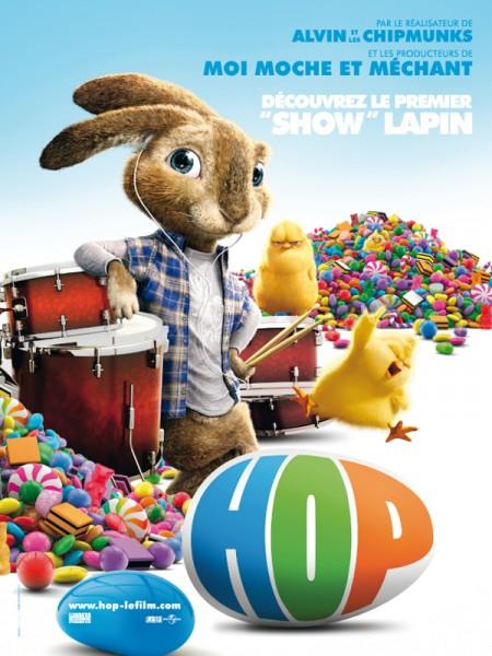 Cine974, Hop
