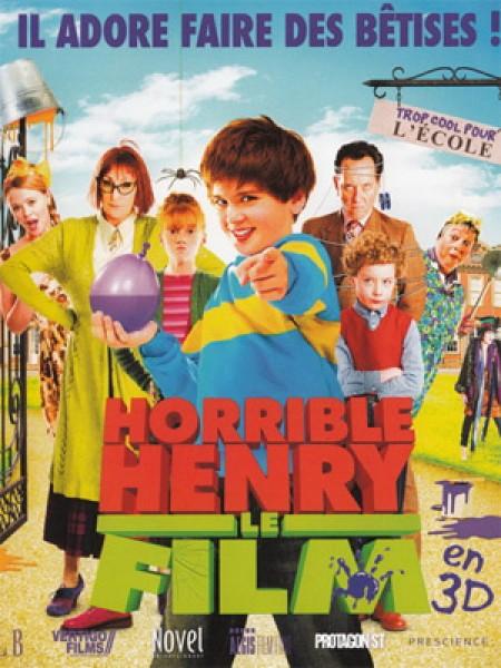 Cine974, Horrible Henry - Le Film