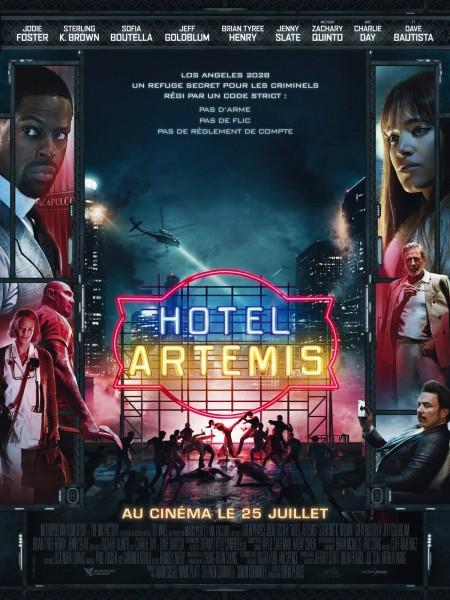 Cine974, Hotel Artemis