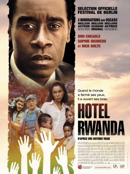 Cine974, Hotel Rwanda