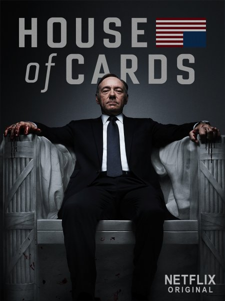 Cine974, House of Cards (US)