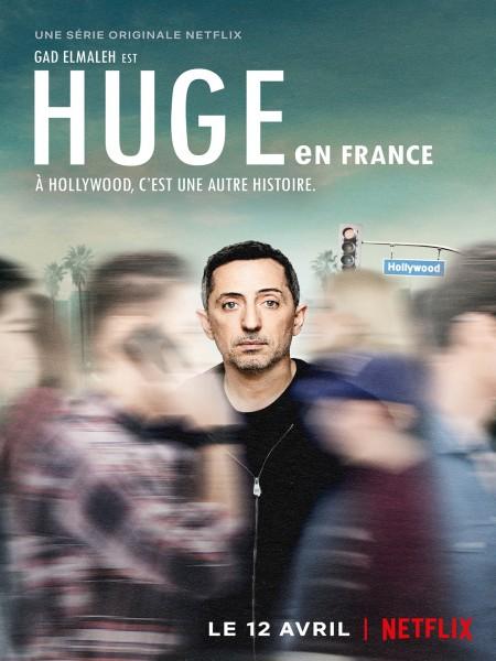 Cine974, Huge en France