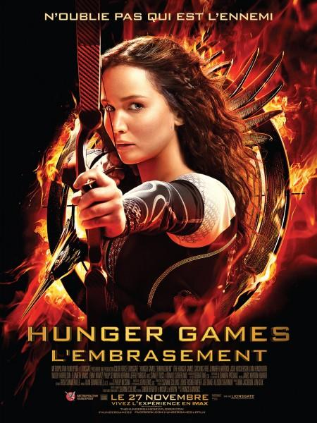Cine974, Hunger Games - L'embrasement