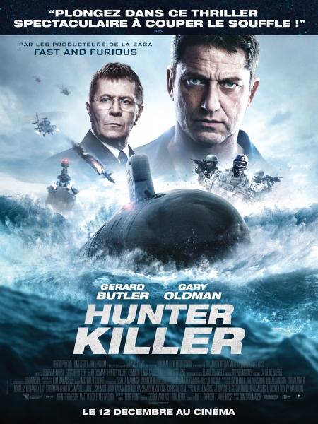 Cine974, Hunter Killer