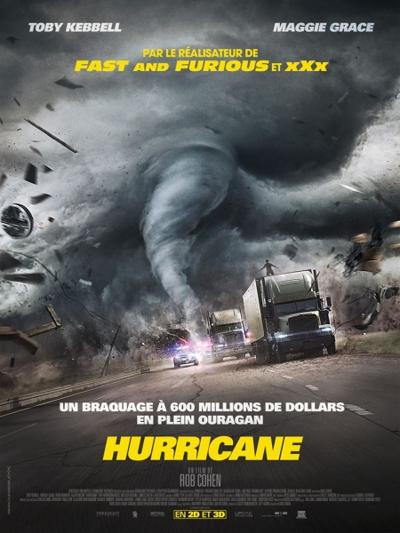 Cine974, Hurricane