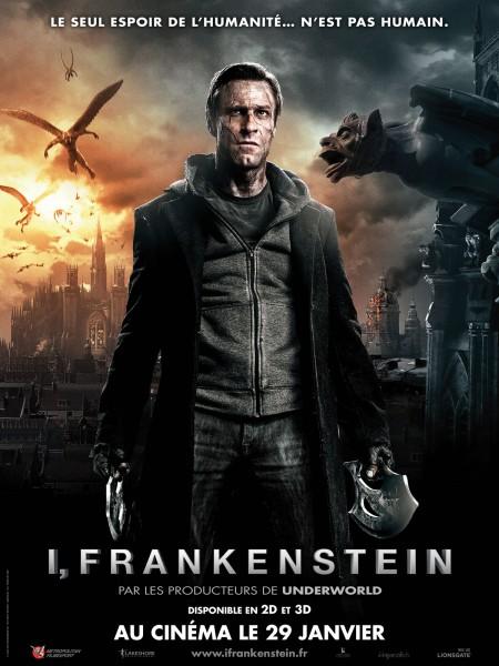 Cine974, I, Frankenstein