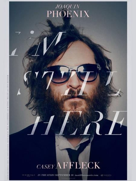 Cine974, I'm Still Here - The Lost Year of Joaquin Phoenix