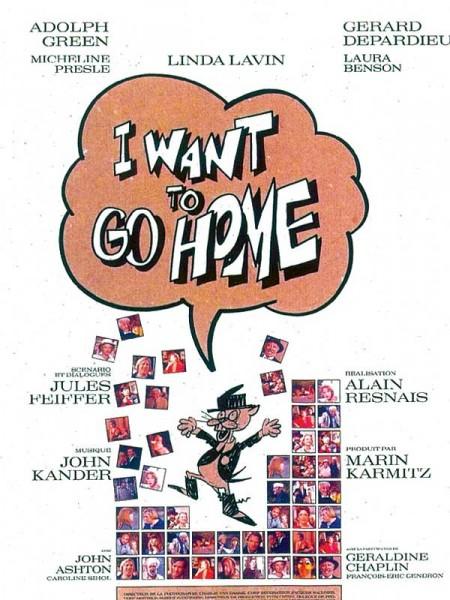 Cine974, I Want to Go Home
