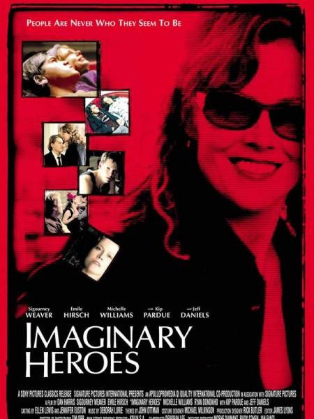 Cine974, Imaginary Heroes