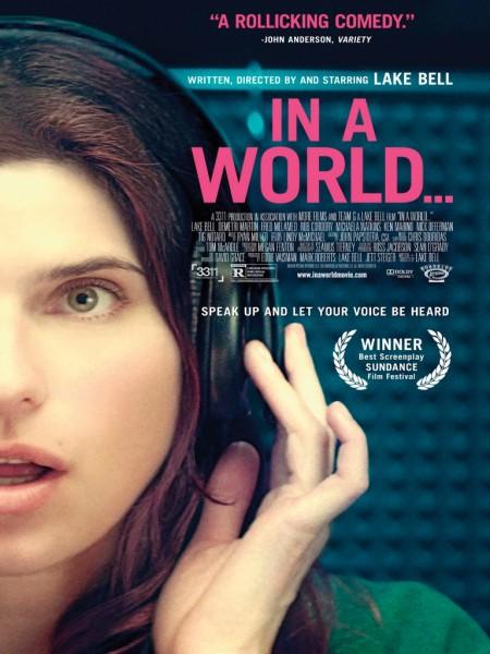 Cine974, In A World...