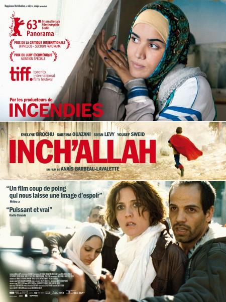 Cine974, Inch'Allah