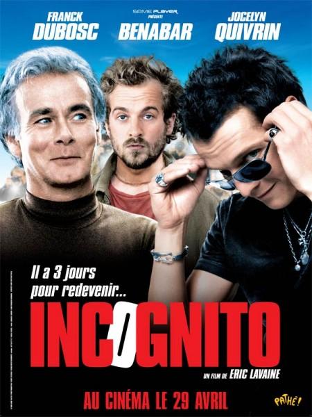Cine974, Incognito