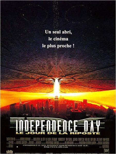 Cine974, Independence Day