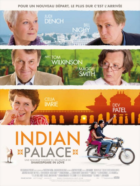 Cine974, Indian Palace
