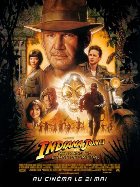 Cine974, Indiana Jones et le Royaume du Crâne de Cristal