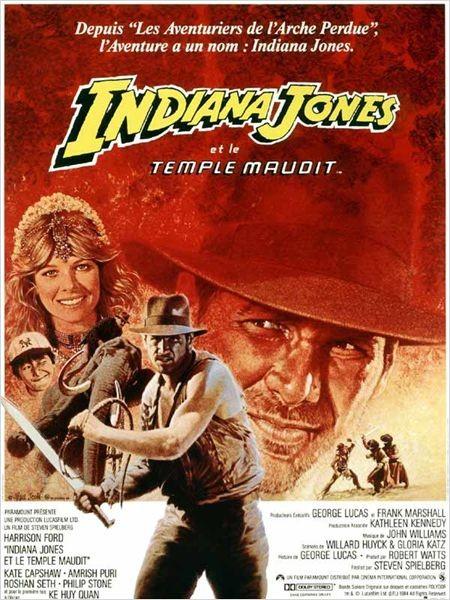 Cine974, Indiana Jones et le Temple maudit