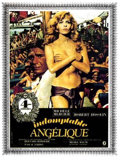 Cine974, Indomptable Angélique