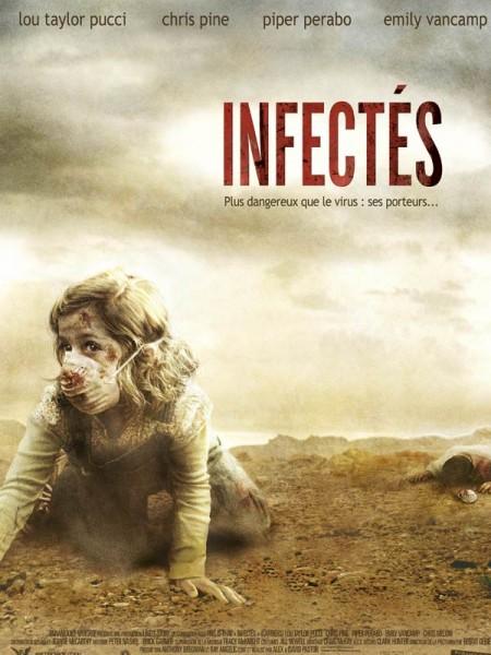 Cine974, Infectés