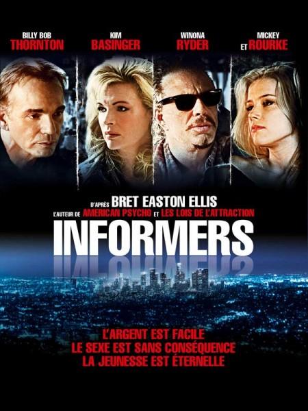 Cine974, Informers