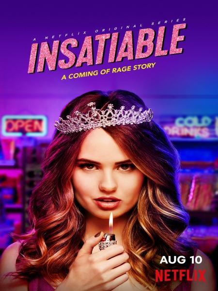 Cine974, Insatiable
