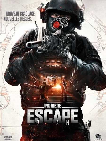 Cine974, Insiders: Escape Plan
