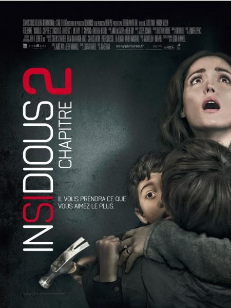 Cine974, Insidious : Chapitre 2