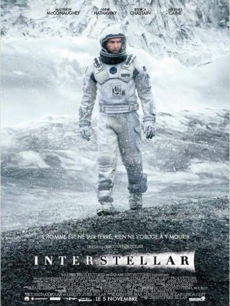 Cine974, Interstellar