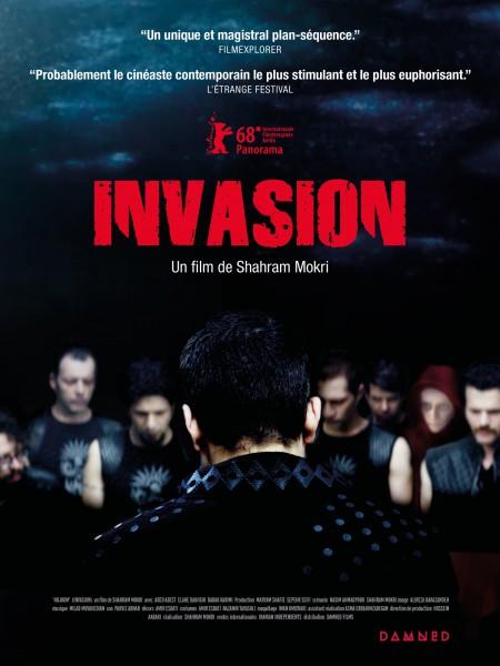 Cine974, Invasion