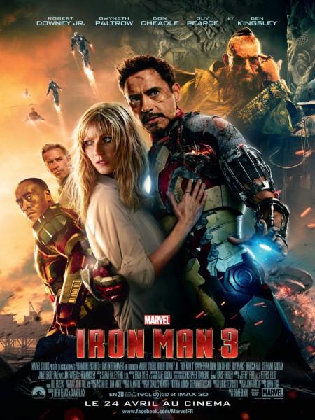 Cine974, Iron Man 3