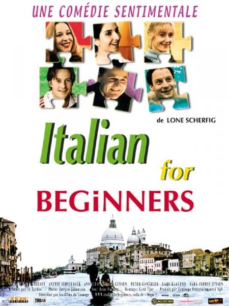 Cine974, Italian for beginners