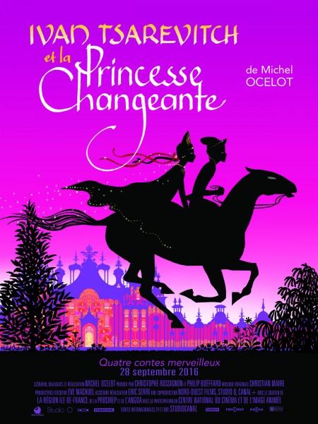 Cine974, Ivan Tsarevitch et la princesse changeante