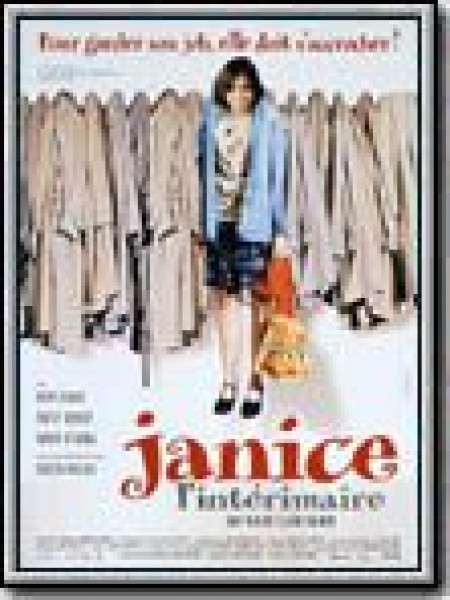 Cine974, Janice l'intérimaire