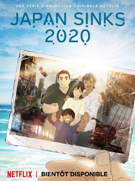 Cine974, Japan Sinks 2020
