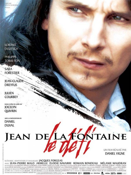 Cine974, Jean de La Fontaine, le défi