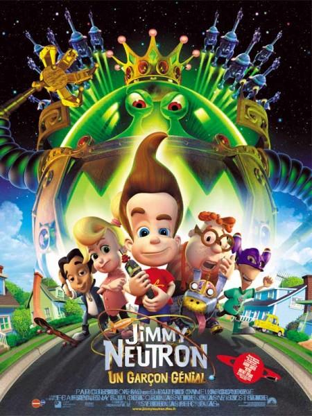 Cine974, Jimmy Neutron : un garçon génial