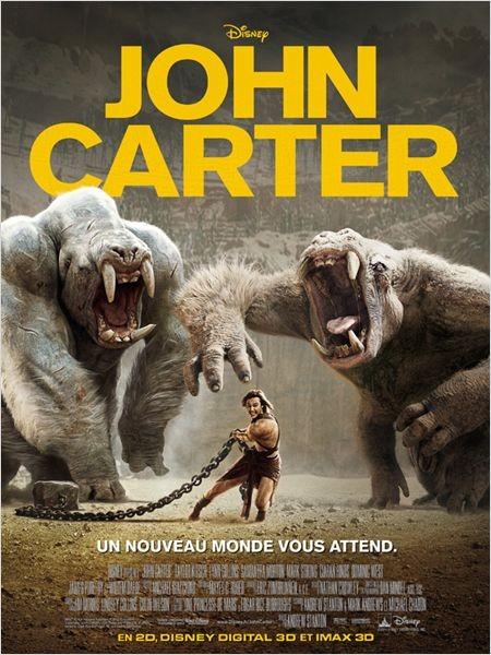 Cine974, John Carter
