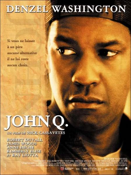 Cine974, John Q