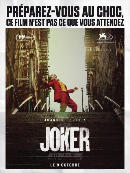 Cine974, Joker