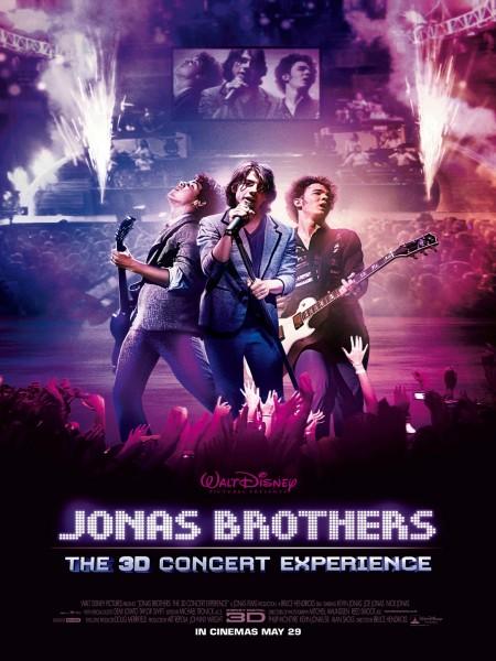 Cine974, Jonas Brothers : le concert événement 3D