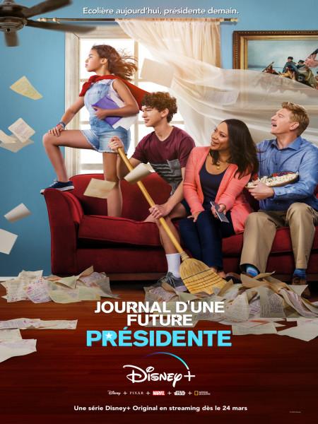 Cine974, Journal d'une future présidente
