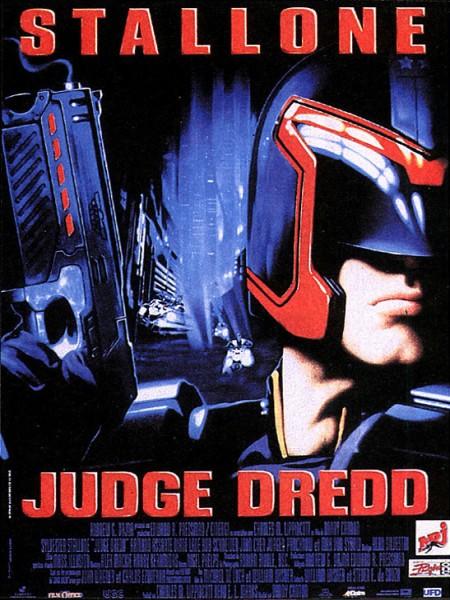 Cine974, Judge Dredd