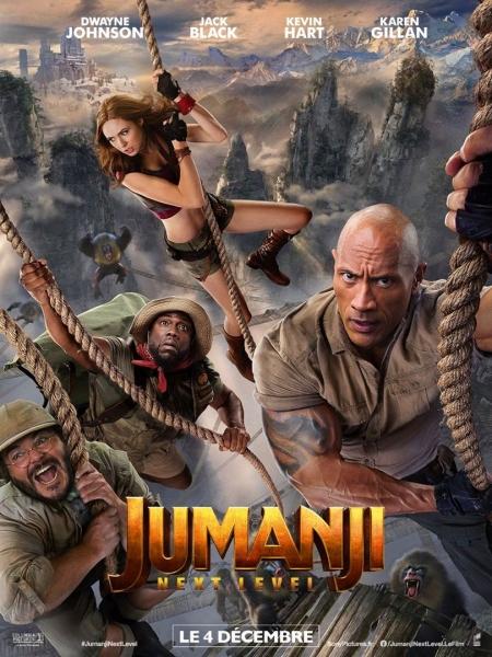 Cine974, Jumanji : The Next Level