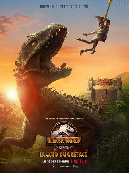 Cine974, Jurassic World - La Colo du Crétacé