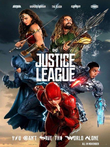 Cine974, Justice League