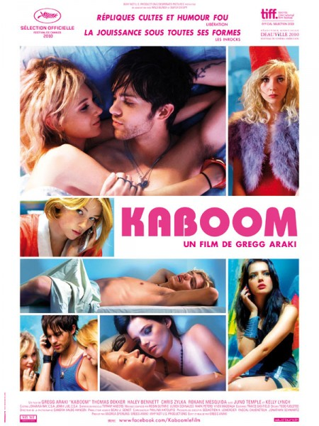Cine974, Kaboom