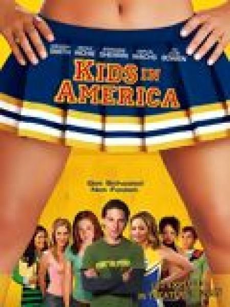 Cine974, Kids in America