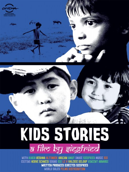 Cine974, Kids Stories