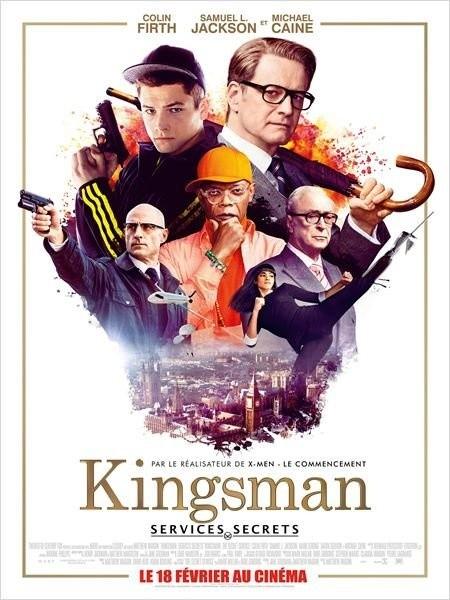 Cine974, Kingsman : Services secrets